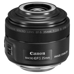 Canon EF-S 35mm f/2.8 IS STM macro LED