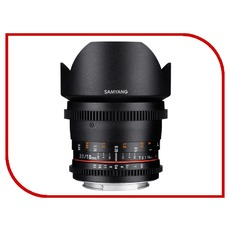 купить объектив Samyang 10mm T3.1 ED AS NCS CS VDSLR Canon EF
