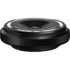 купить объектив Olympus 9mm f/8 Fish-Eye Body Cap